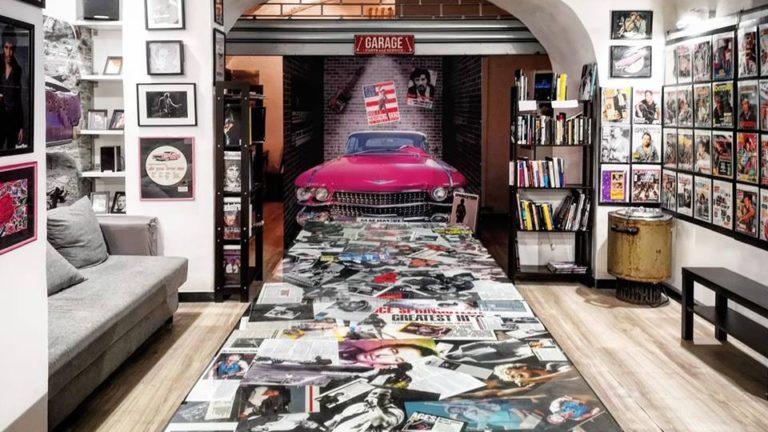 Bruce Springsteen a Napoli ha trovato casa, si chiama PIT