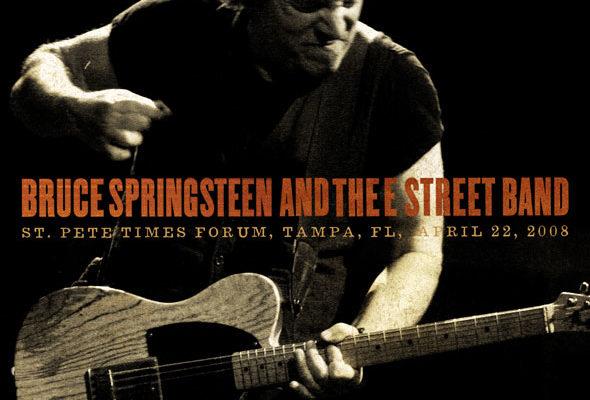 "BRUCE SPRINGSTEEN: Nuovo live ufficiale ""A Tribute to Dan Federici"""