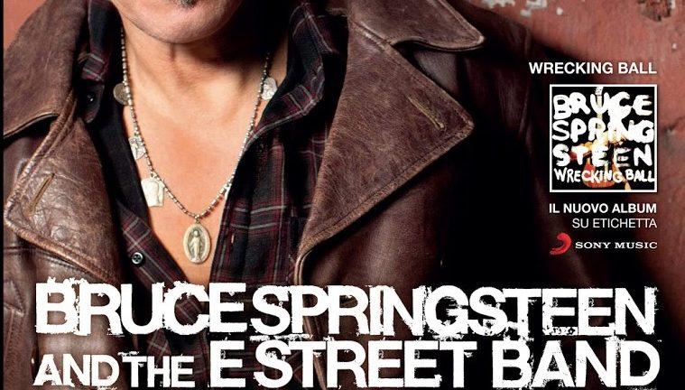 "Accadde oggi: Bruce Springsteen & The E Street Band – 11-06-2012 – Trieste, Stadio ""N. Rocco"""